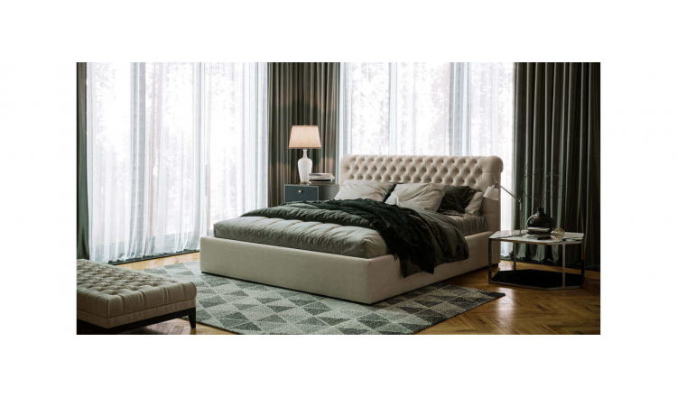 Ліжко K43