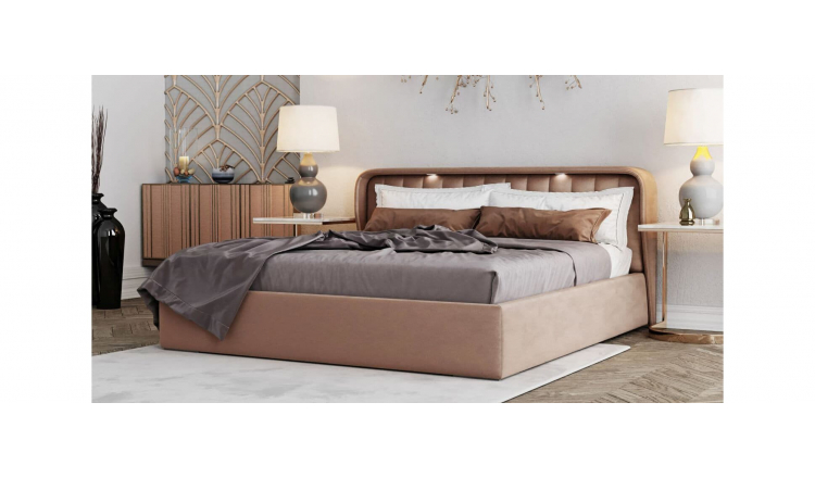 Ліжко K55