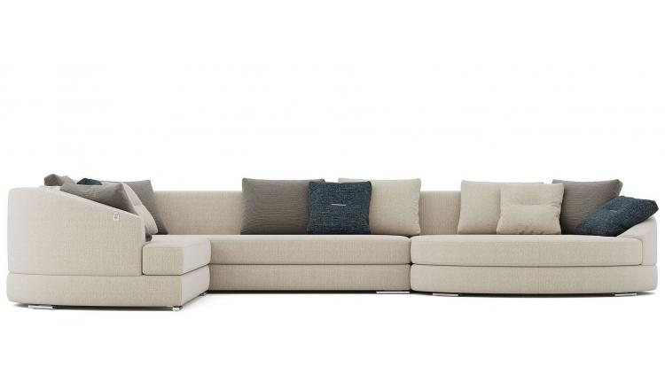 Угловой диван F103