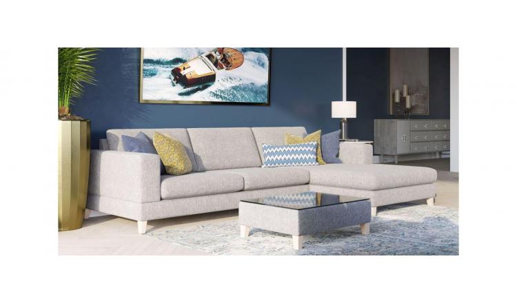 Угловой диван F111