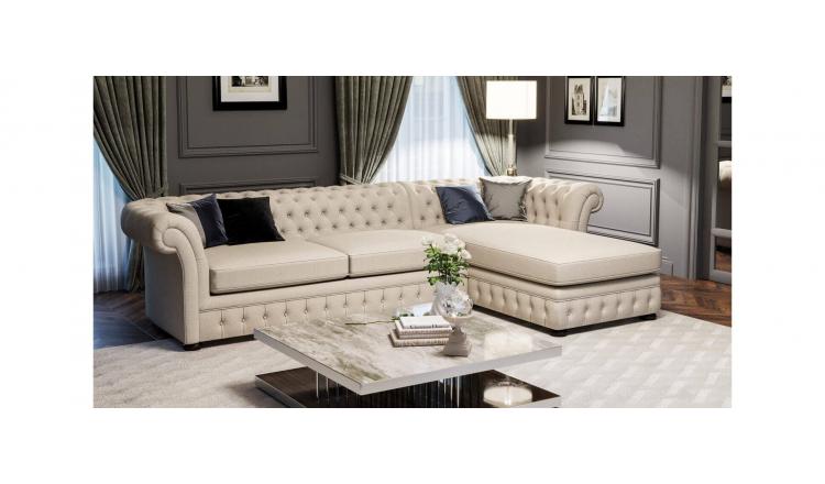 Corner couch F15