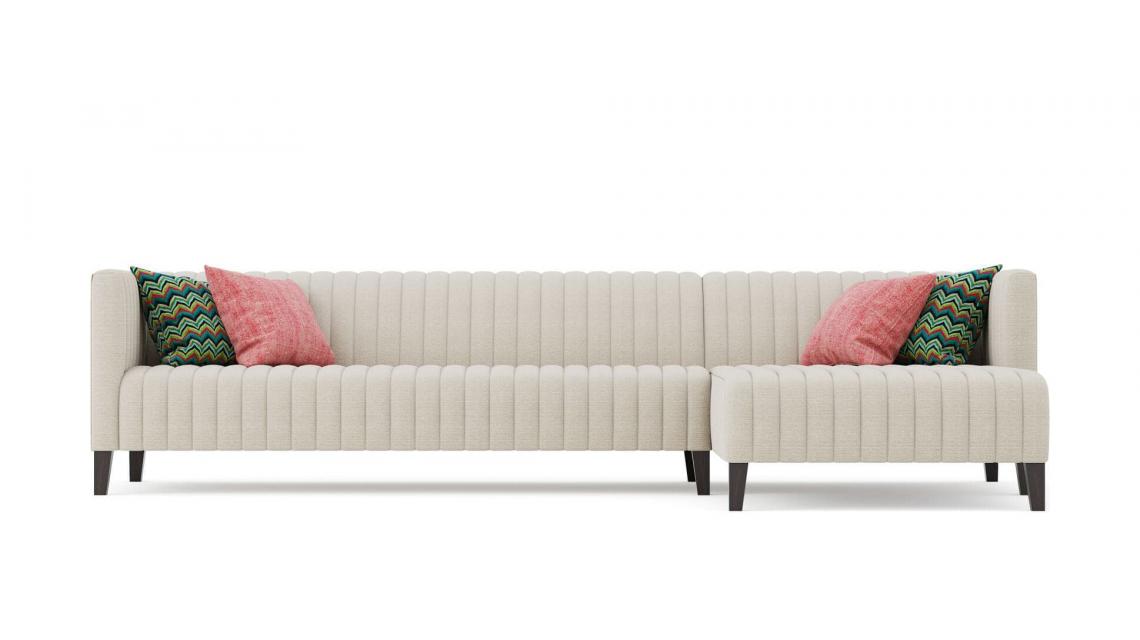 Corner couch F380