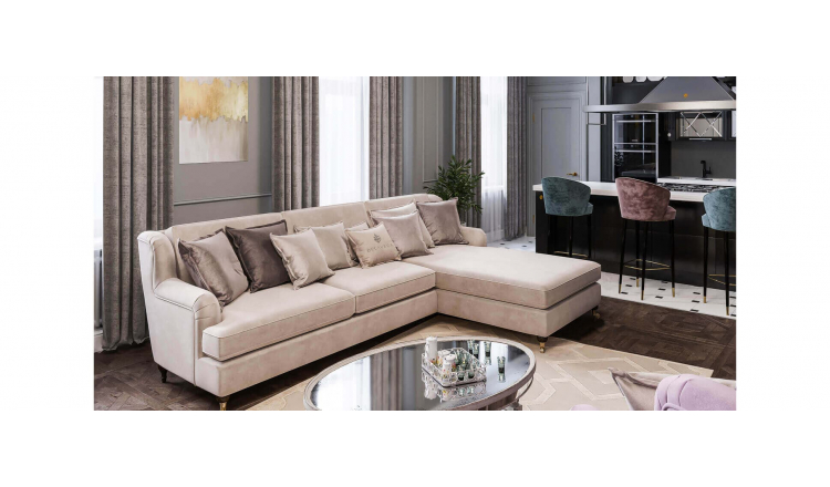 Corner couch F50