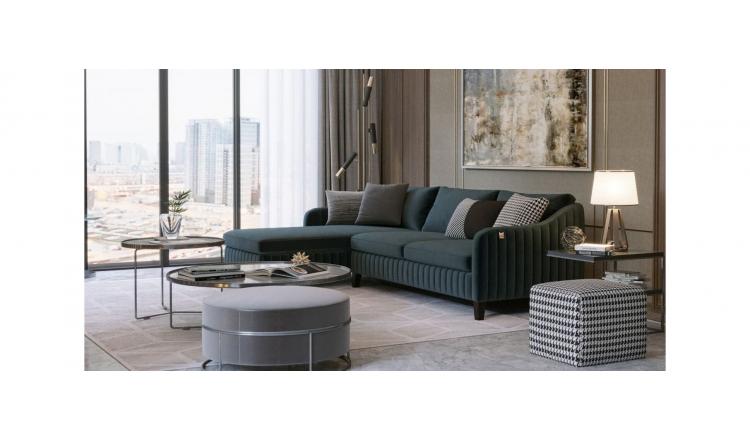 Corner sofa F750