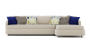 Corner sofa F76 - 1 - DeLaVega