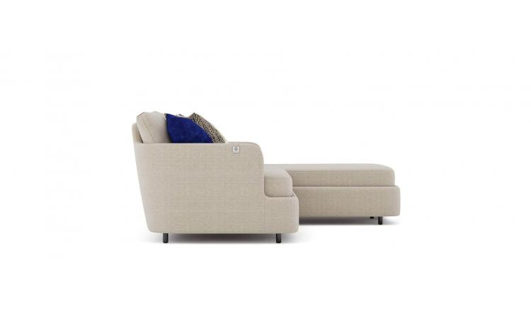 Corner couch F76
