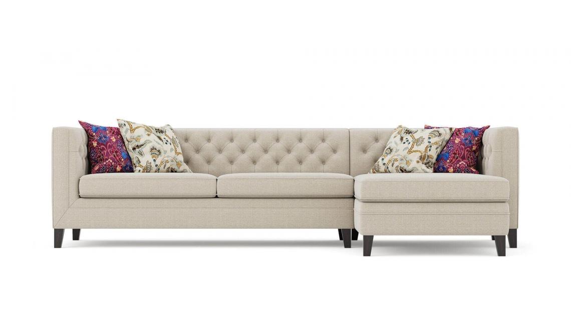 Corner couch F770