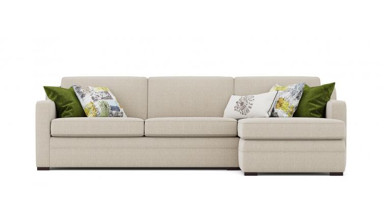 Corner couch Halle