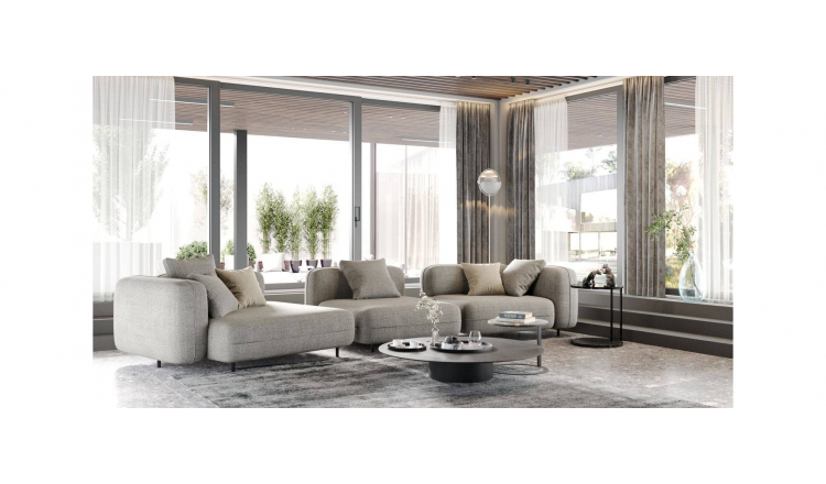 Модульний диван, секція DP1