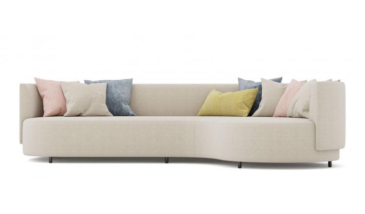 Radial sofa R80