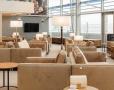 М'які меблі Delavega в міжнародному аеропорту Бориспіль