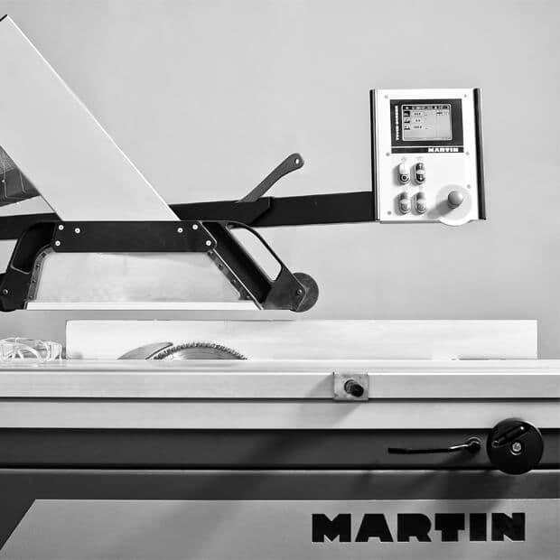Столярні верстати Martin