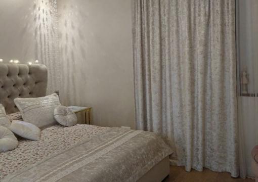 Частный интерьер с мебелью Delavega: Кровать K9