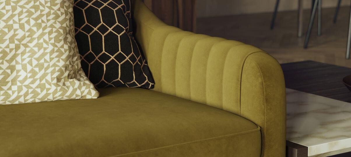 Как отреставрировать подушки?