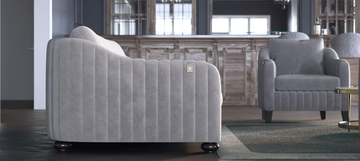 Как самостоятельно поменять обивку дивана?