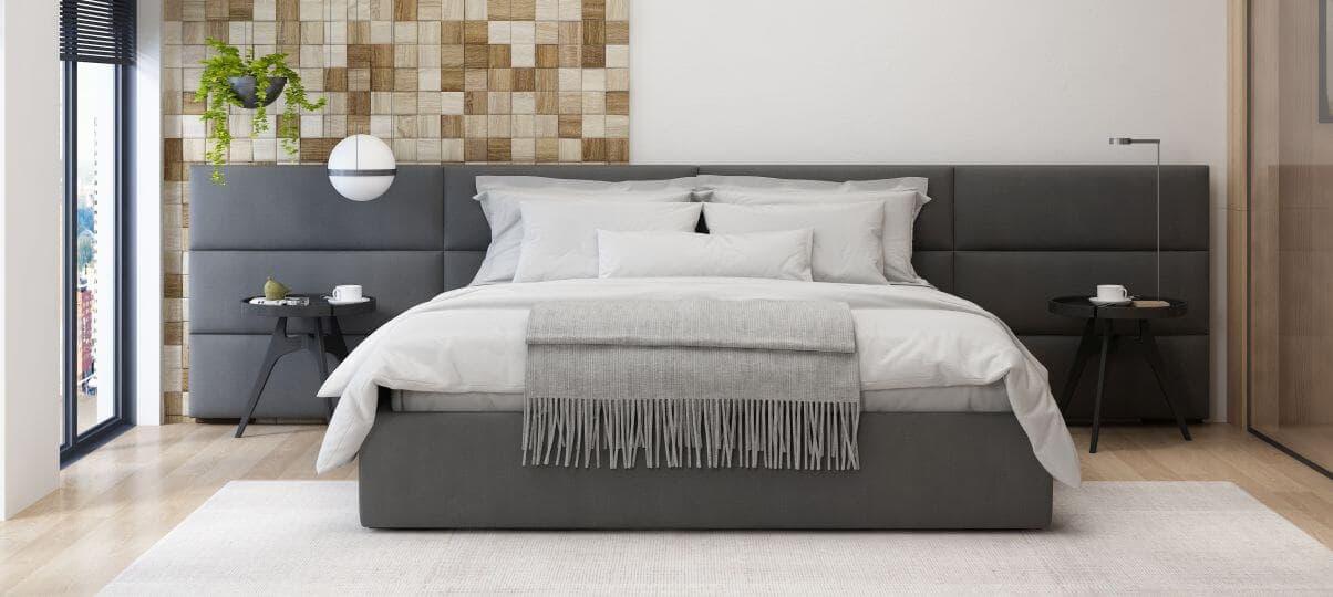 Дорогі ліжка в спальню від Delavega