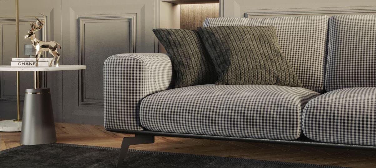 Які диванні подушки бувають?