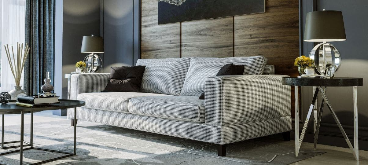 Why are the pillows for sofas wrinkling?