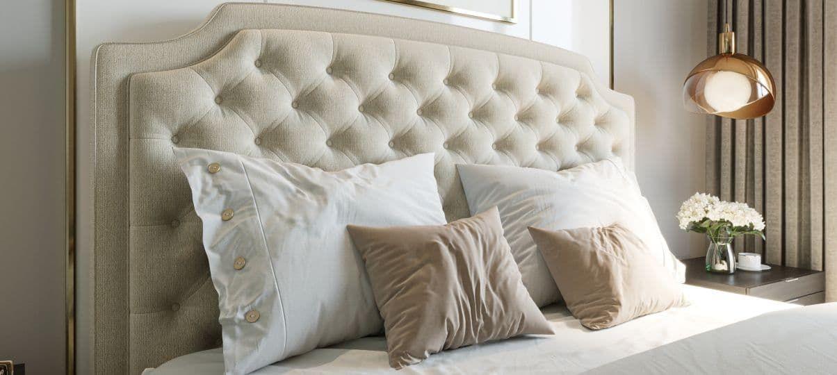 Ліжко від виробника Delavega