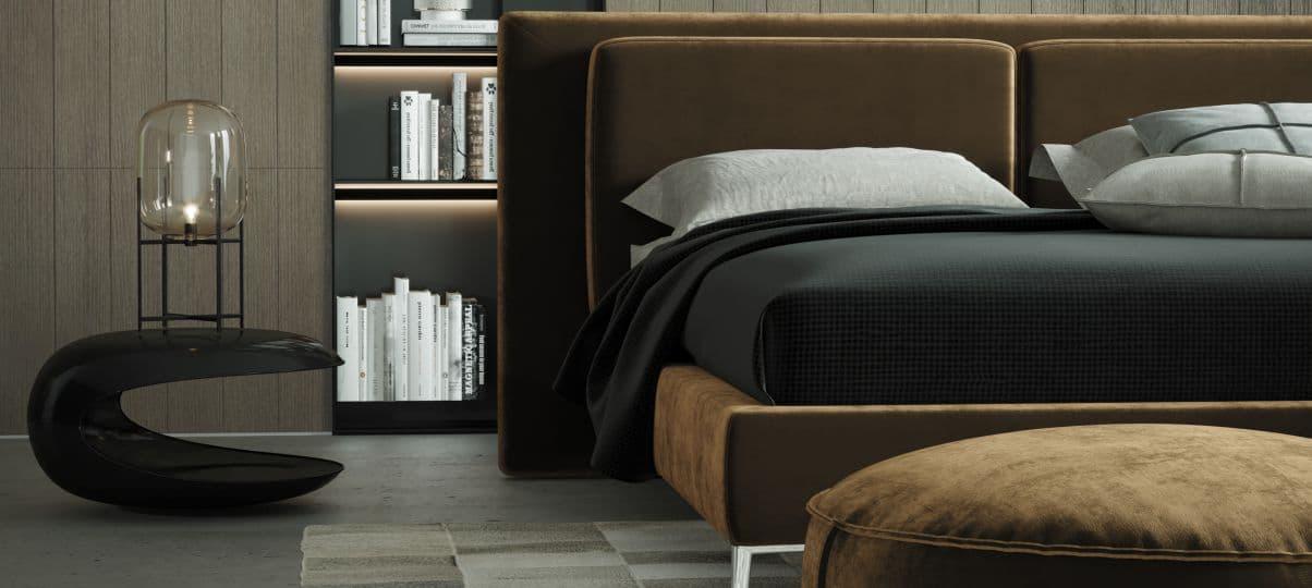 Індивідуальний дизайн ліжка у Львові