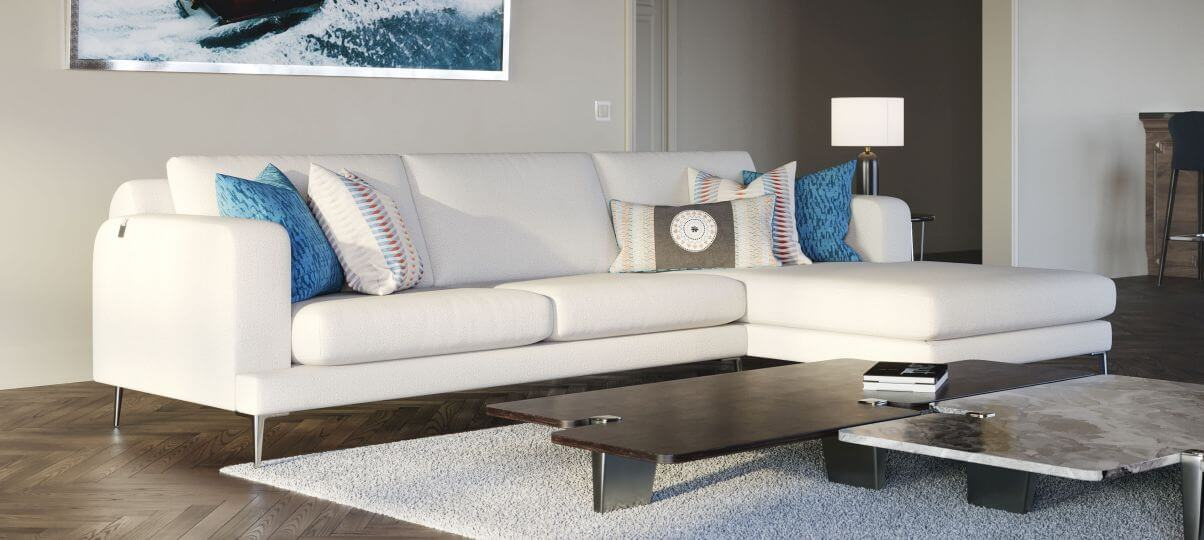 Corner sofas: design features and recommendations for choosing