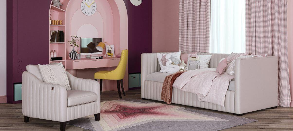 Дитяче ліжко Delavega KD38. Як правильно поставити дитяче ліжко?