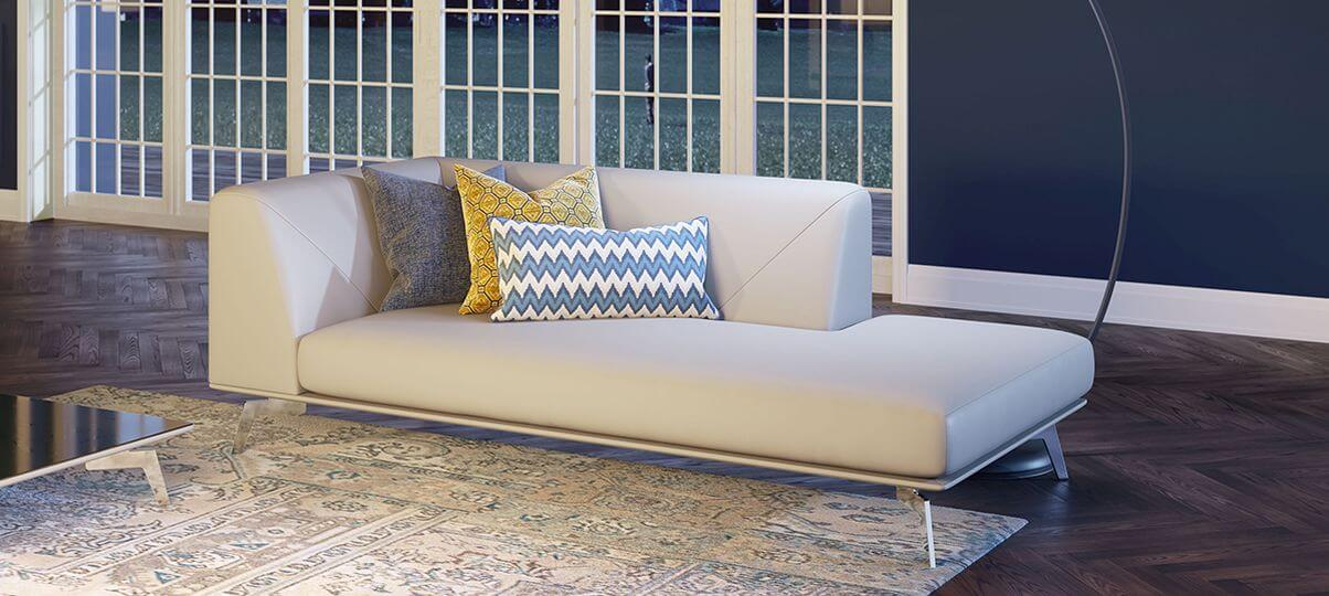 Ottoman, sofa or couch: how to choose the right compact furniture?
