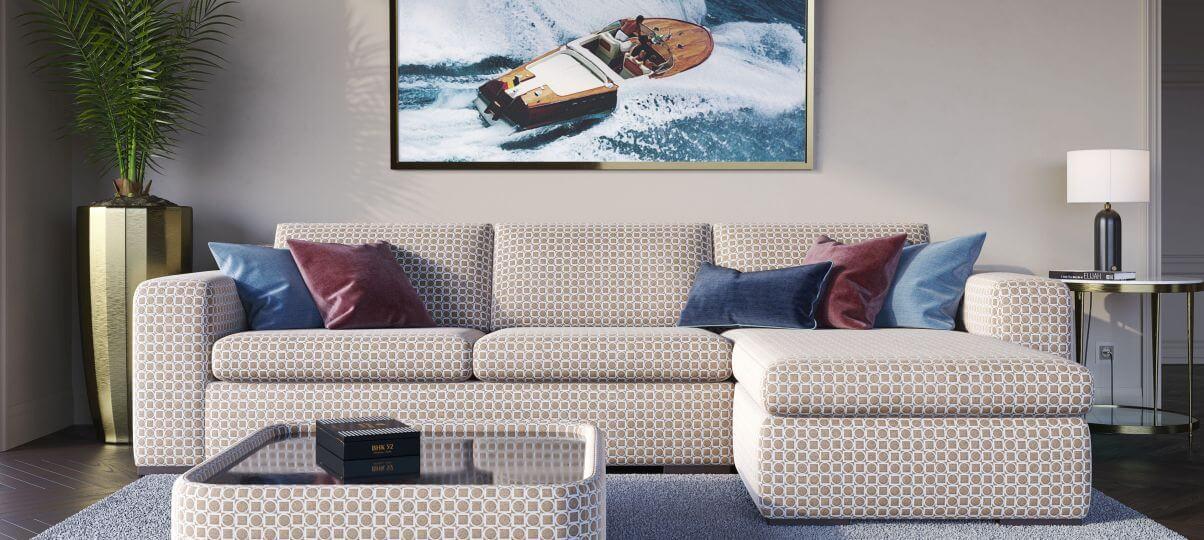 Кутові дивани Delavega - як замовити індивідуальний розмір дивана?