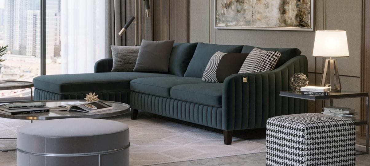 A wide range of furniture from the factory-studio Delavega