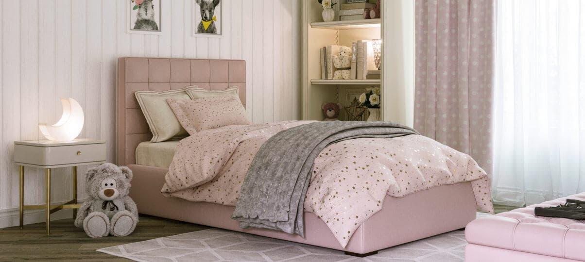 Дитячі ліжка від фабрики-ательє Delavega