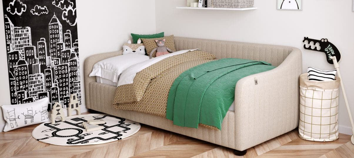 Дизайнерський дитячий диван-ліжко у Львові