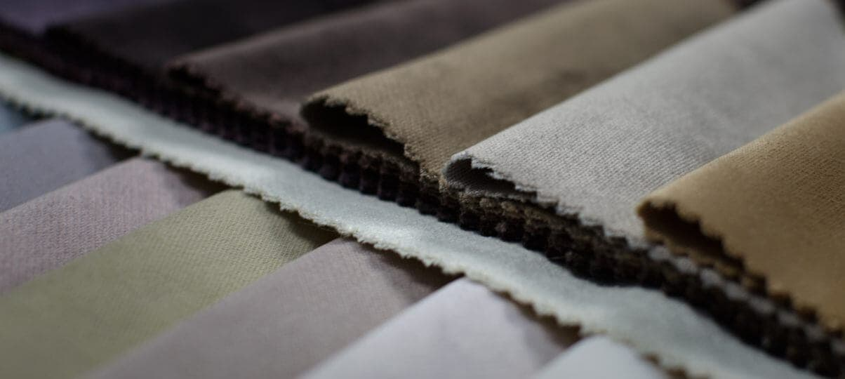 Як вибрати тканину для оббивки м'яких меблів